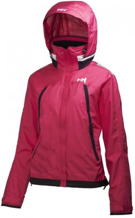 W HP BAY JACKET 2 - Magneta