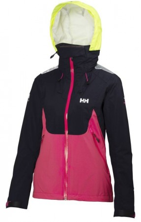 W HP POINT JACKET - Magneta