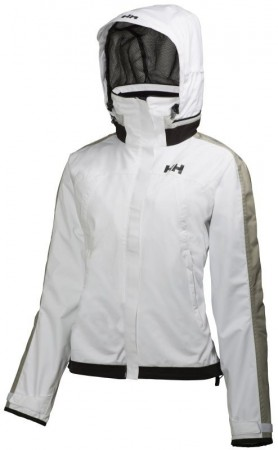 W HP BAY JACKET 2 - White