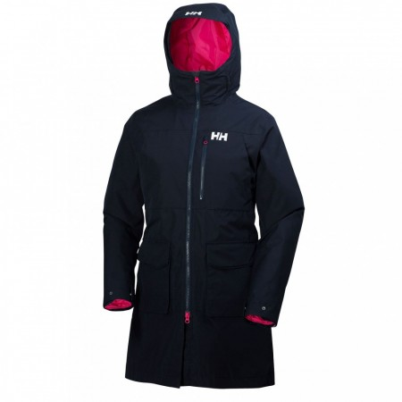 Helly Hansen - W RIGGING COAT - Navy