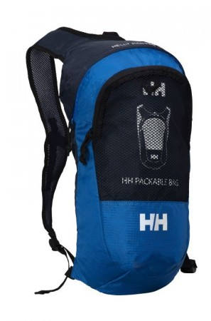 HH PACKABLE BACKPACK - Racer Blue