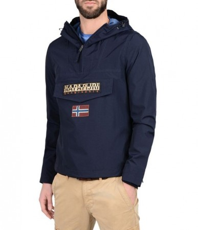 NAPAPIJRI RAINFOREST SLIM SUMMER-Navy