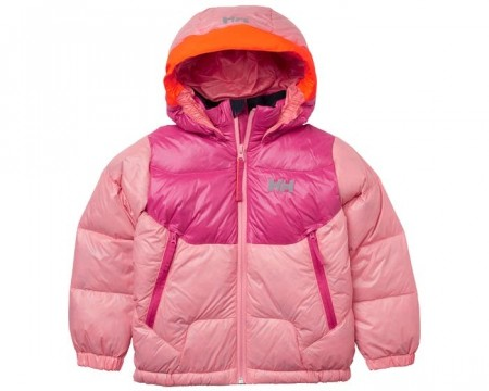 HELLY HANSEN K FROST DOWN JACKET CONCH SHELL