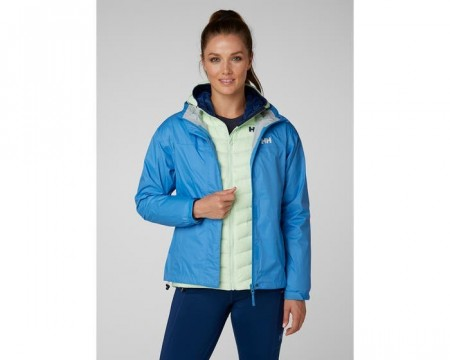 HELLY HANSEN W LOKE JACKET CORNFLOWER