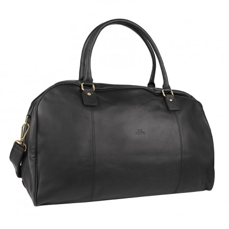WEEKEND BAG LARGE THE MONTE - Calf Leather