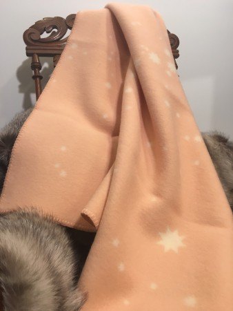 RØROS - Orion - Light Pink - Lambswool