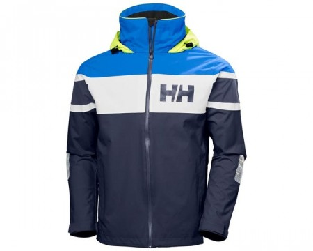 HELLY HANSEN SALT FLAG JACKET CLASSIC NAVY
