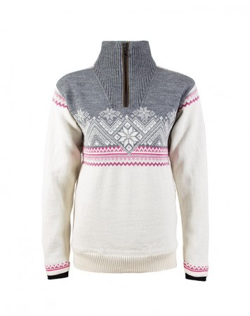 Dale of Norway-Glittertind Weatherproof Sweater-Feminine