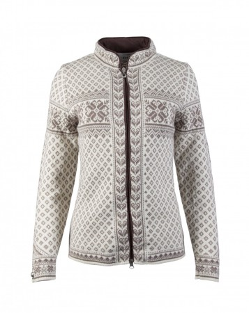 Dale of Norway-Sunniva Jacket-Feminine-Lambs Wool