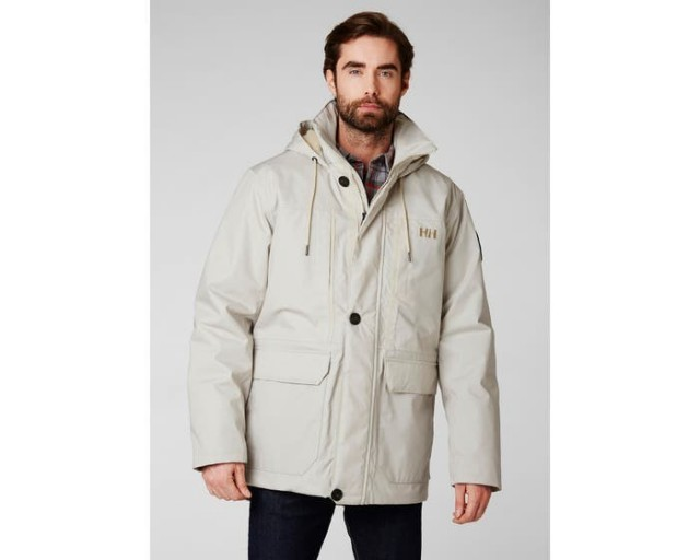 HELLY HANSEN 1877 PARKA CASTLE WALL FRONT