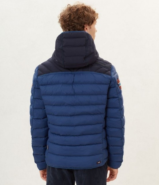 NAPAPIJRI Padded jacket Articage-BACK