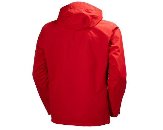 HELLY HANSEN DUBLINER JACKET FLAG RED BACK