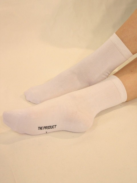 THE PRODUCT - Socks 2 - (36-40) - White