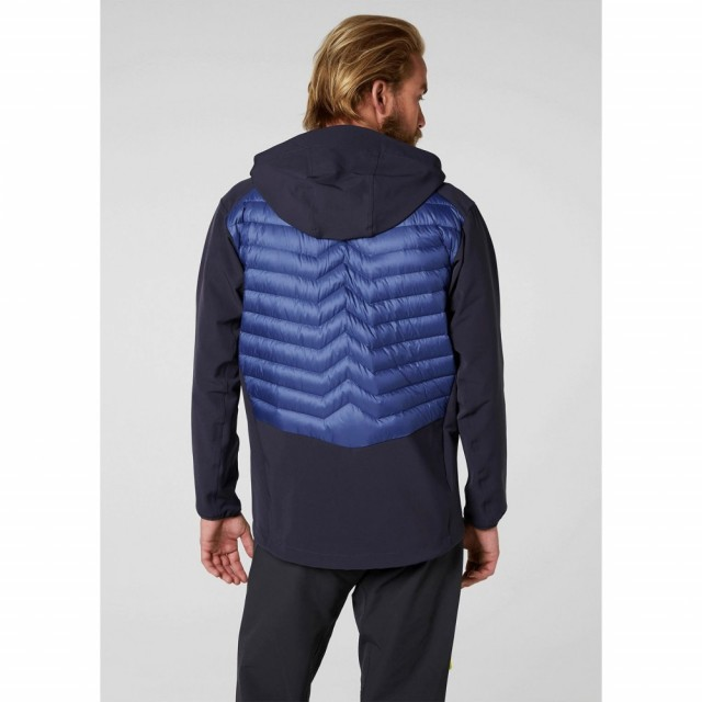 Verglas Light Jacket Marine Blue