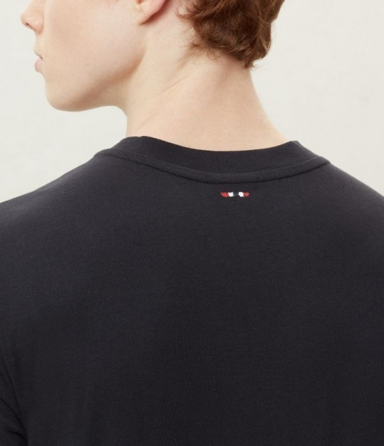 Short sleeve t-shirt Sevora back detail