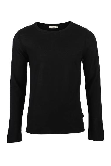 THE PRODUCT - Merino Long Sleeve Men´s style - Dark Blue