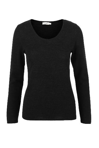 THE PRODUCT - Women´s Long Sleeve - Black