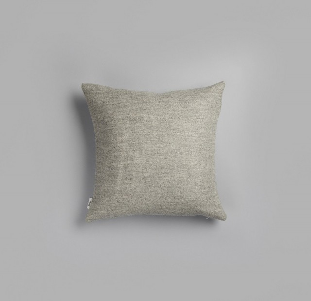 RØROS - Stemor - light grey - lambswool
