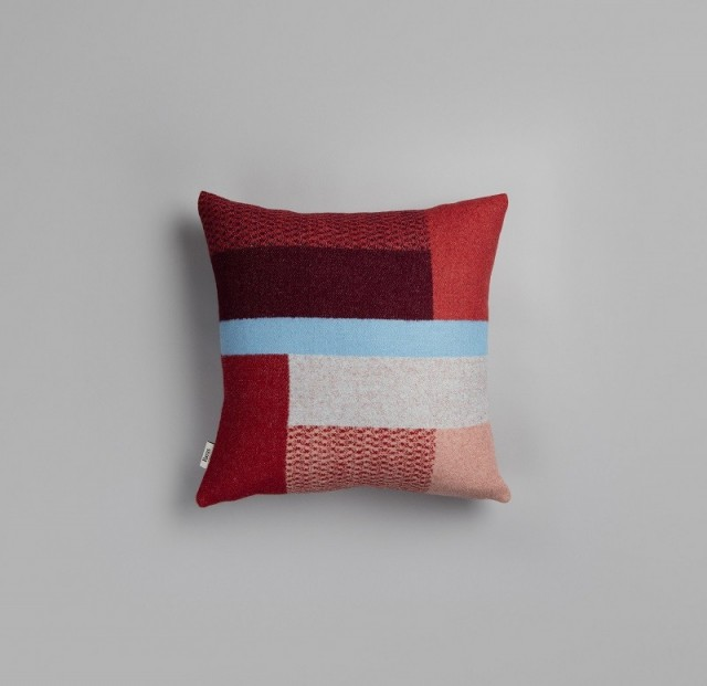 RØROS - Mikkel - Red lambswool