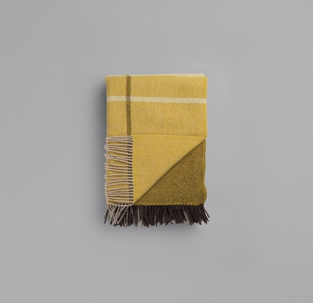 RØROS - Filos - Yellow lambswool