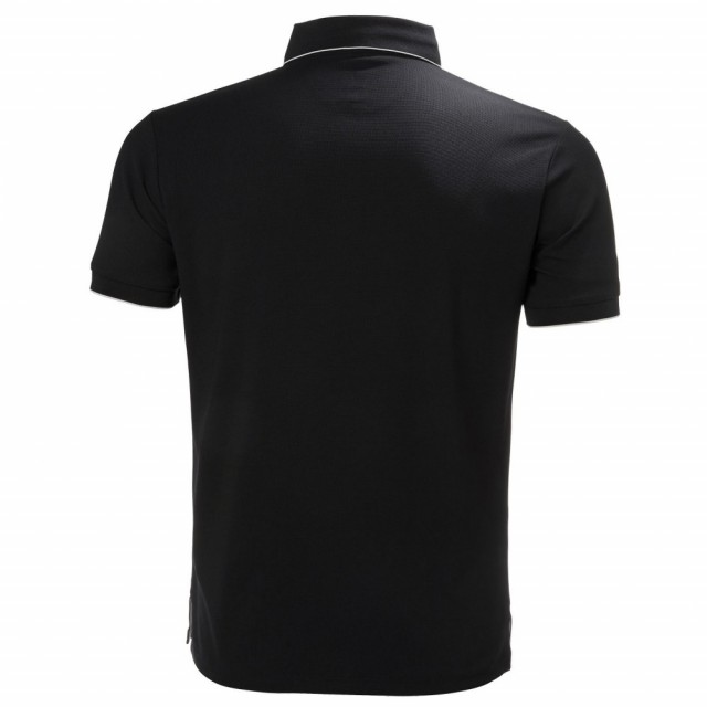 HP Racing Polo Navy Back