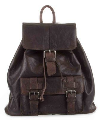 BACKPACK SPIKES & SPARROW - Calf Leather