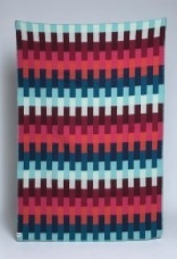 RØROS - Åsmund - Bold - Red - Turquoise - lambswool