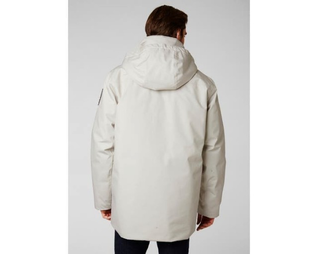 HELLY HANSEN 1877 PARKA CASTLE WALL BACK