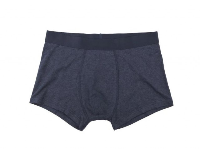 THE PRODUCT - Men´s Boxer 2-Pack - Blue Melange